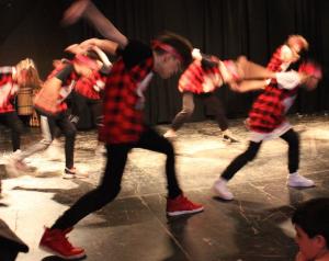 cours hip hop enfants