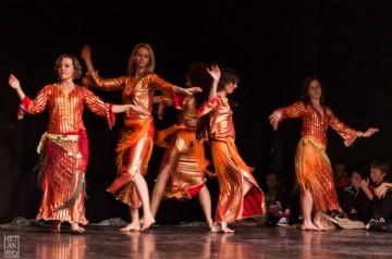 Sabrina Allam <br />Danses orientales