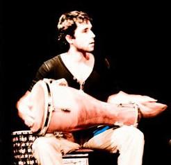 Jonathan Volson <br />Percussions cubaines