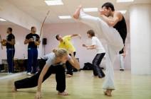 Cours – Capoeira – Trilho
