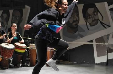 Sabrina <br />Afro Hip Hop House