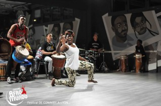 Afro-Circle – Festival DE CONAKRY A LYON… – 2015
