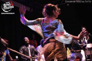 Rachel Chenet <br />Sabar – Afro-contemporain