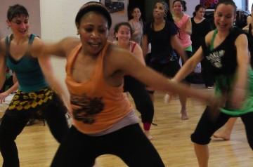 Fanta Camara <br />Danses Guinéennes