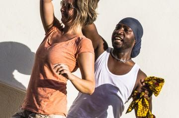 Marlon Maga <br /> Salsa con Afro