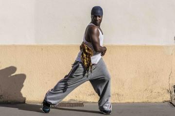 Marlon Maga <br />Afro-Cubain