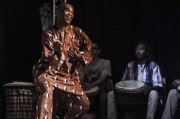 Serge Bissadissi <br /> Danses du Congo