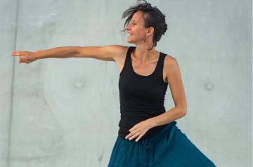 Agathe Leleu <br />Yoga & Danses Africaines