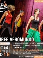 Soirée AfroMundo – Fin d'année
