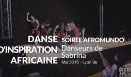 Danse d'inspiration Africaine – 2016
