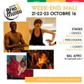WEEK-END MALI <br /> 21-22-23 oct. 16