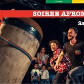Après-midi & Soirée «Final du Centre AfroMundo»