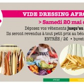 VIDE DRESSING AFROMUNDO !!!