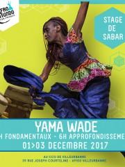 Sabar – Yama Wade
