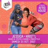 AFRO-HOUSE : Jessica & Krist'l