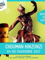 Danses congolaises avec Chouman KINZONZI