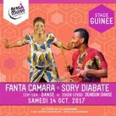 Guinée : Danse & Dundun Danse