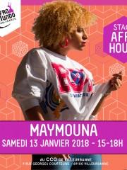 AFRO-HOUSE avec MAYMOUNA