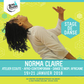 [STAGE] Norma CLAIRE