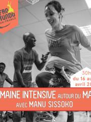 Semaine Intensive Mali – 16-20 avril 2018