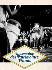 Soirée des Patrimoines Dansés / Semaines des Patrimoines Vivants