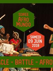 Soirée AfroMundo