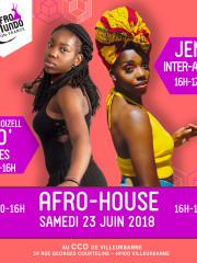 AFRO-HOUSE – Jeny et Mzell Do'