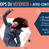 Workshop afro-contemporain