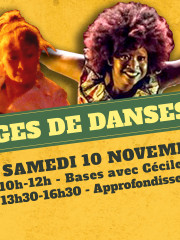 Stage de Danse du Burkina
