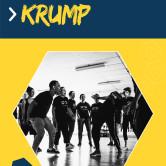Semaine Intensive : Krump avec Gaël Marvelous – 25 février > 02 mars 2019