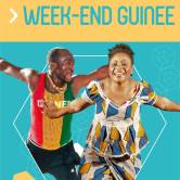 Week-end Guinée : Danse & Dundun Danse
