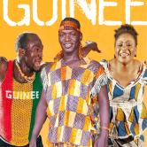 11-12-13 avril – WEEK-END GUINEEN