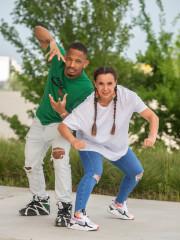 STAGE DUO – Marvelous (Krump) & Sabrina (danses africaines)